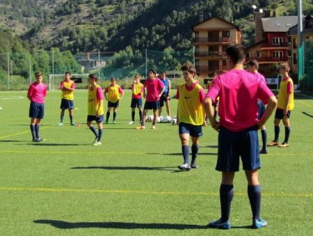 Football Camps in Andorra la Vella - photo#42