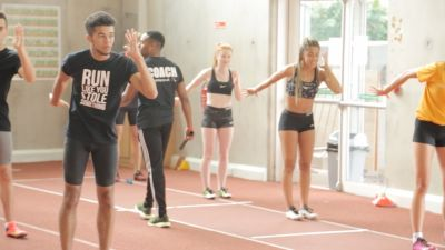 Let Me Play Athletics Camp -