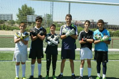 REAL MADRID FOUNDATION GOALKEEPERS DAY CAMP -