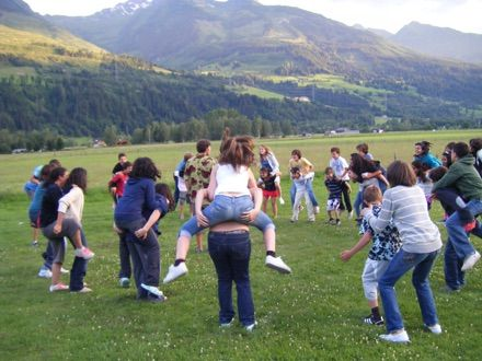 English Language Camp in Austria - Sports and English Camp