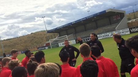 FCV International Football Academy Short Courses - Football Schools