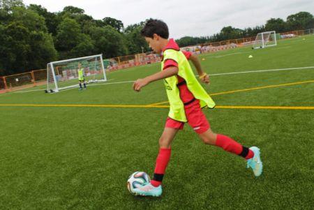 Football Camp in York - Full Residential -