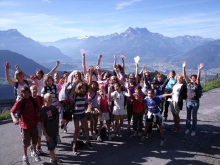French Language Camp & Activities in Switzerland - Sports and French Camp