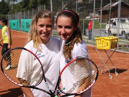 French & Tennis Camp in Switzerland - Tennis Camps