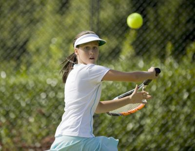 Tennis with English Language Lessons -