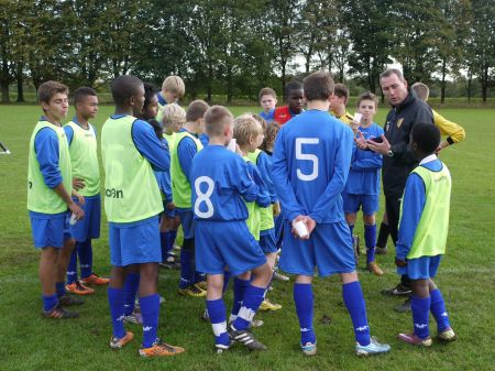 Bobby Charlton Soccer School - 7 Day Residential Camp - English & Football - Sports and English Camp