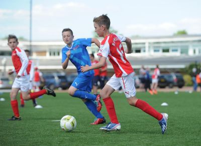 Arsenal Soccer Schools - 5 Day Course -Berkhamsted Full Extended Ours - Football Schools