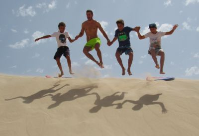 Adventure and Activity Camp in Spain -