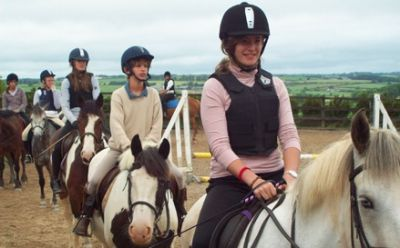 Horse Riding Camp in York -