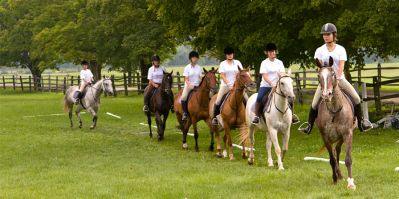 Horseback Riding Camp in Germany - Horse Riding Camps