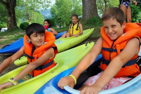 Adventure and Activity Camp in Austria - Multisports Camps