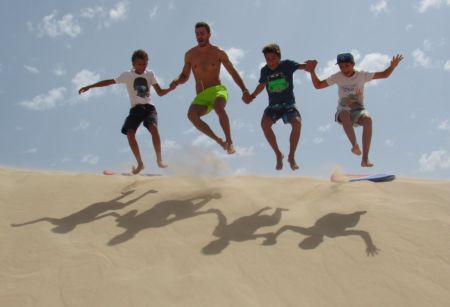 Adventure and Activity Camp in Spain - Multisports Camps