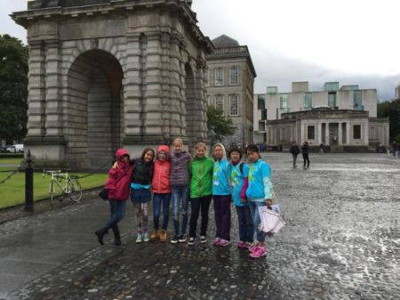 English Language & Sports Camp in Ireland - Sports and English Camp