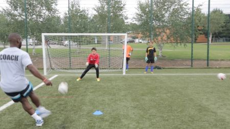 Let Me Play Football Camp - Football Camps