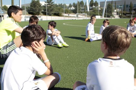 Campus Experience Real Madrid Foundation with Spanish Classes -