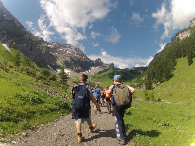 Adventure and Activty Camp - Gstaad Switzerland - Multisports Camps