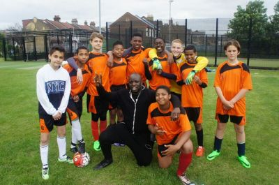 Tokyngton Academy - International Summer Football Camp -