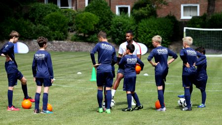 Paris Saint-Germain Academy England - Barnard Castle School -