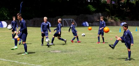 Paris Saint-Germain Academy England - Moira House School -