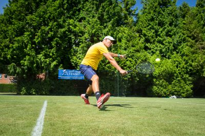 JONATHAN MARKSON TENNIS - Cambridge Camp -