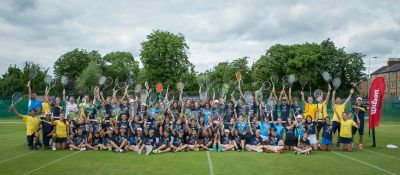 JONATHAN MARKSON TENNIS - Oxford Camp -