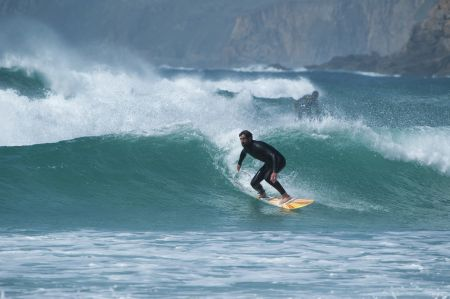 Surf Training Programme with a Personalised English Course (All Levels) - Sports and English Camp