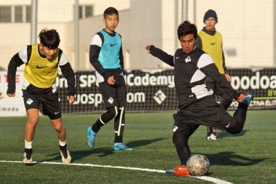 WOSPAC SOCCER STAGES - Football Schools