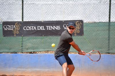Adult Tennis Camp in Gran Canaria South -
