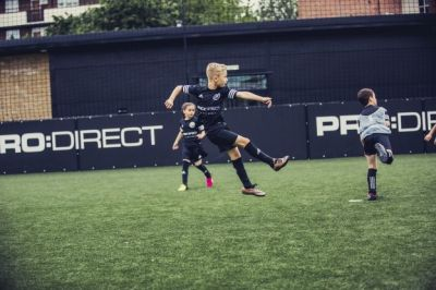 Pro:Direct Soccer Academy (Wellington) - Football Camps