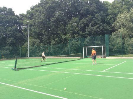 ACCORD ISS ENGLISH LANGUAGE COURSE + TENNIS ACADEMY [MOIRA HOUSE] -