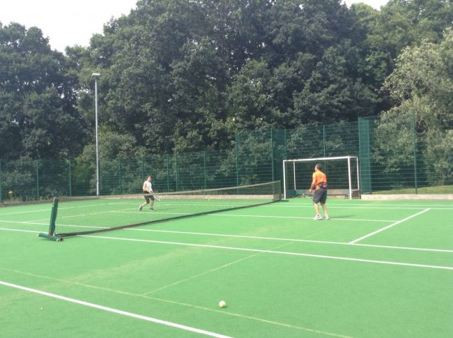 ACCORD ISS ENGLISH LANGUAGE COURSE + TENNIS ACADEMY [MOIRA HOUSE] - Sports and English Camp