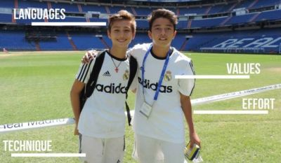 HIGH-PERFORMANCE CAMPUS Experience Real Madrid Foundation - Football Camps