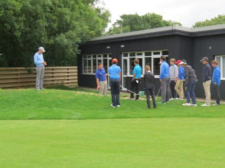 Lee Westwood Golf School - Essex - Golf Camps
