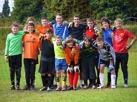 Bobby Charlton Soccer Schools - Goalkeepers Week - Football Camps