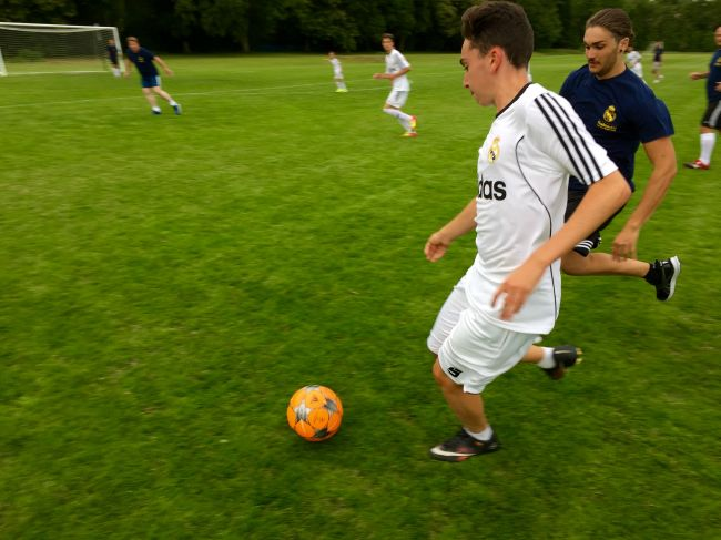 Real Madrid Foundation Football Camp Chichester - Football Camps