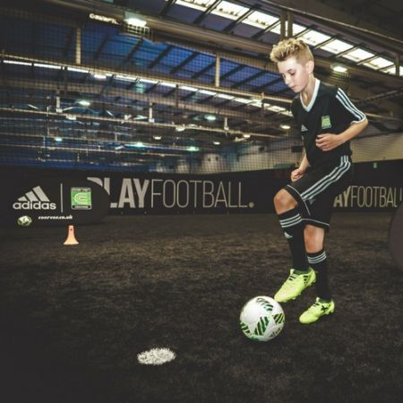 TLG Juniors Sports Leadership & Football Camp with Coerver Coaching - Football Camps