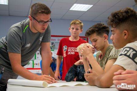 Liverpool FC English Language Leaders Programme - Sports and English Camp