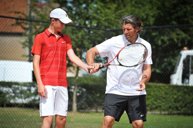 Nike Tennis Camps at Bradfield College - High Performance Camp - Tennis Camps