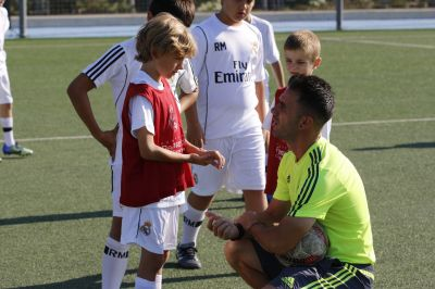 REAL MADRID FOUNDATION HIGH PERFORMANCE DAY CAMP -