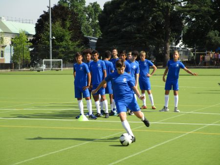Chelsea FC Foundation Camp Residential - Football Camps