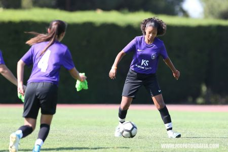 Showcase Girls RESIDENTIAL FOOTBALL Camp in Barcelona, Spain - Football Camps