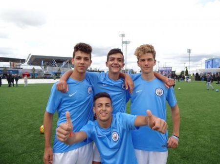Manchester City - Football Development Programme -