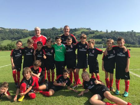 Official Campus AC Milan in Cantabria (Spain) - Football Camps