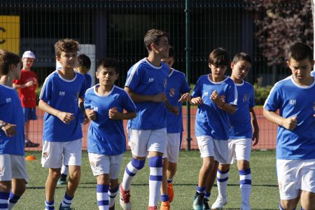 Real Madrid Foundation Residential Camps -