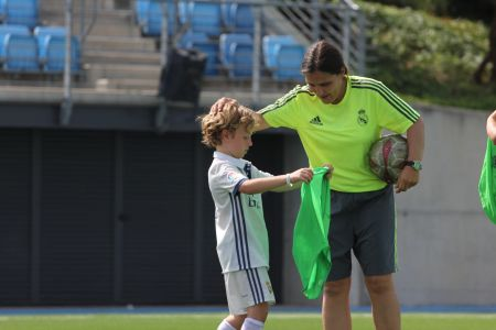 REAL MADRID FOUNDATION SOCCER DAY CAMP - Football Camps