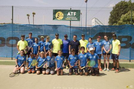 David Ferrer Tennis Academy - Tennis Camps