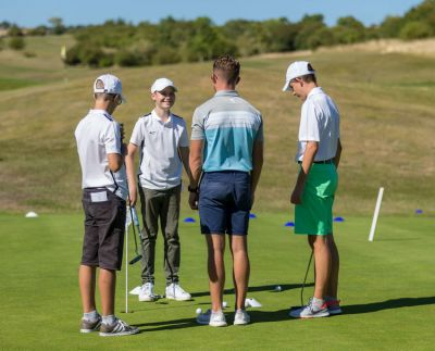 Nike Golf Camps at Bradfield College -