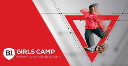 B1 Girls Camp - Football Camps
