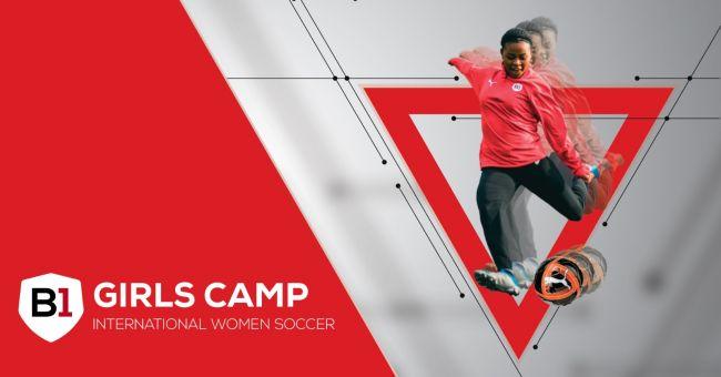 B1 Girls Camp - Football Camps
