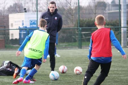 Bolton Showcase Plus Programme - Football Camps